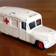 Model Cars - DINKY TOYS DAIMLER AMBULANCIA AÑO 1954 - 109770495
