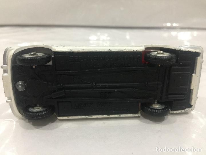 Coches a escala: SIMCA 1500 GLS DINKY TOYS ESCALA 1:43 - Foto 8 - 111632987