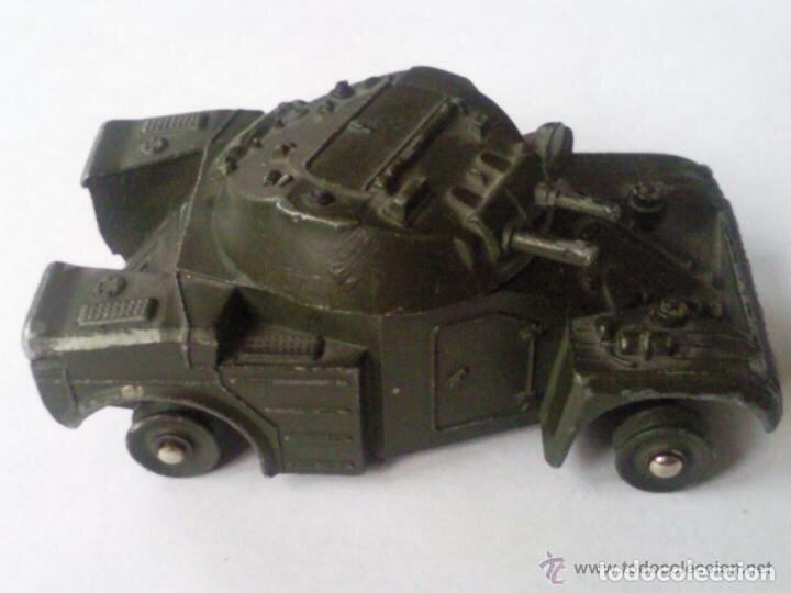 VEHICULO MILITAR DE DINKY TOYS, MOD PANHARD, MADE IN FRANCE (Juguetes - Coches a Escala 1:43 Dinky Toys)