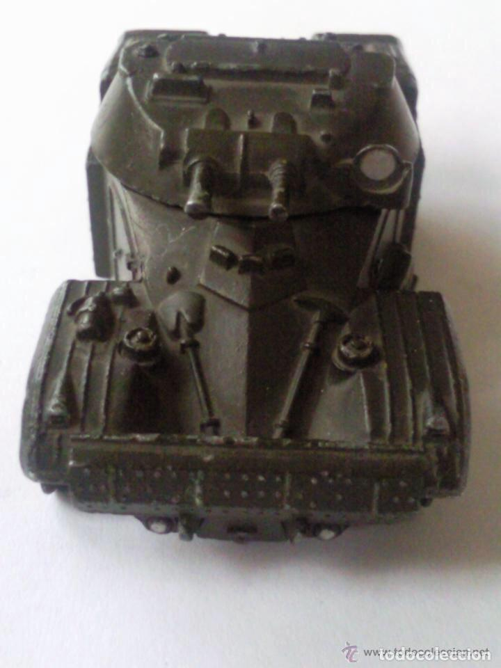Coches a escala: VEHICULO MILITAR DE DINKY TOYS, MOD PANHARD, MADE IN FRANCE - Foto 3 - 112719339