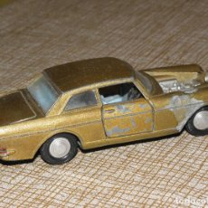 Coches a escala: DINKY TOYS ROLLS-ROYCE-SILVER CLOUD MK III. Lote 112745399