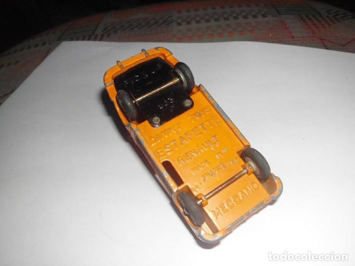 Coches a escala: estafette renault dinky toys - Foto 3 - 112866199