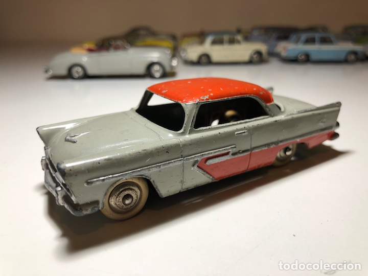 DINKY TOYS PLYMOUTH BELVEDERE MADE IN FRANCE MECCANO (Juguetes - Coches a Escala 1:43 Dinky Toys)