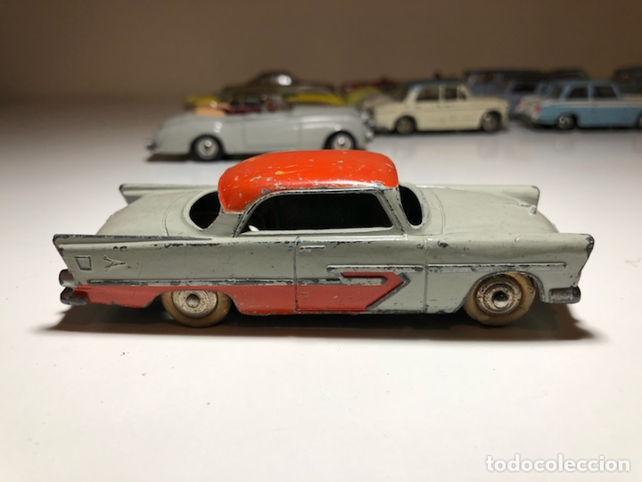 Coches a escala: Dinky Toys Plymouth Belvedere Made in France Meccano - Foto 3 - 115973743