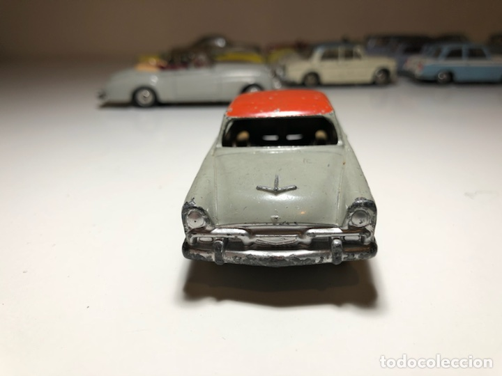 Coches a escala: Dinky Toys Plymouth Belvedere Made in France Meccano - Foto 4 - 115973743