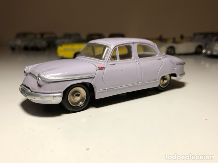 DINKY TOYS Nº 547 MECCANO FRANCE PANHARD. (Juguetes - Coches a Escala 1:43 Dinky Toys)
