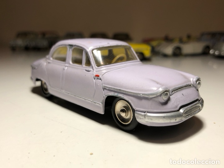 Coches a escala: Dinky toys Nº 547 Meccano France Panhard. - Foto 2 - 115982254