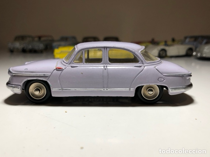 Coches a escala: Dinky toys Nº 547 Meccano France Panhard. - Foto 4 - 115982254
