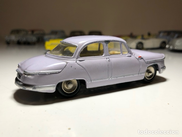 Coches a escala: Dinky toys Nº 547 Meccano France Panhard. - Foto 7 - 115982254