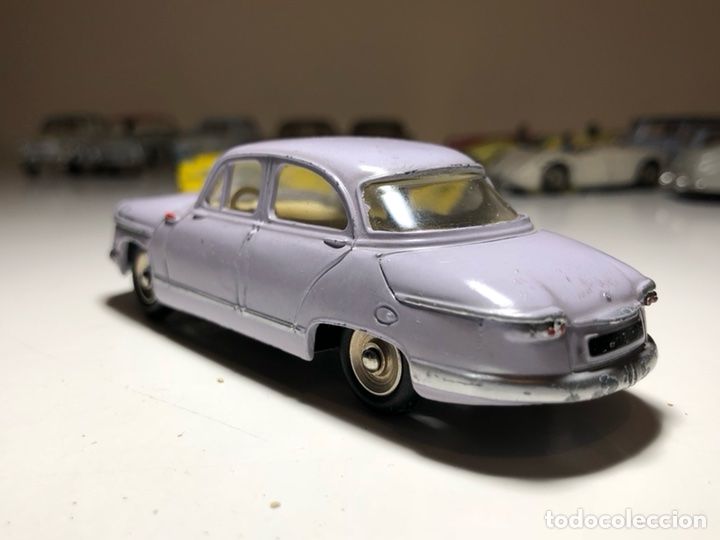 Coches a escala: Dinky toys Nº 547 Meccano France Panhard. - Foto 8 - 115982254