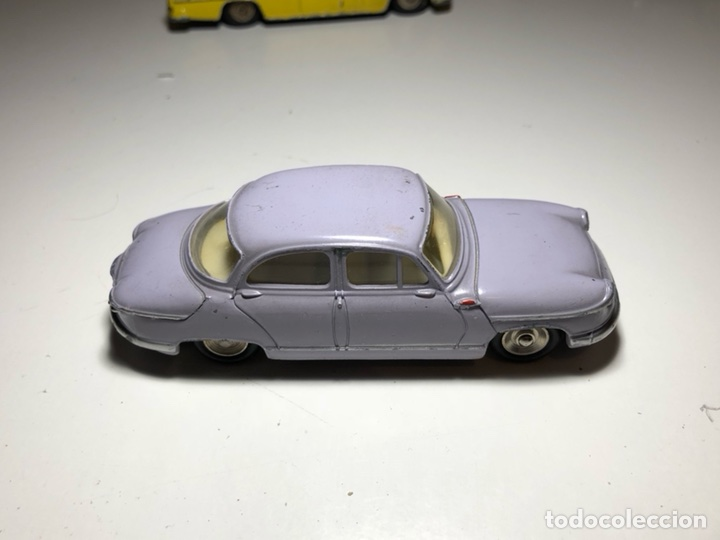 Coches a escala: Dinky toys Nº 547 Meccano France Panhard. - Foto 9 - 115982254
