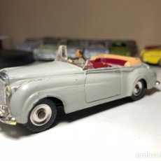 Coches a escala: BENTLEY S2 DINKY TOYS MECCANO 1/43 MADE IN FRANCE. Lote 116072744
