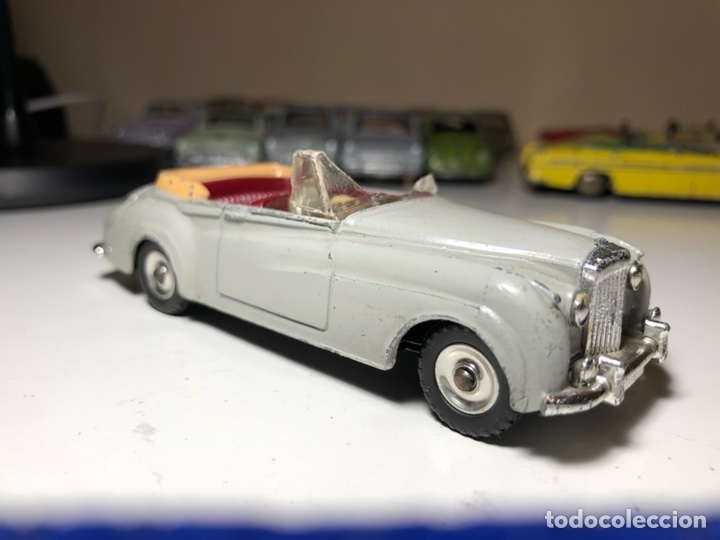 Coches a escala: Bentley S2 Dinky Toys Meccano 1/43 Made in France - Foto 2 - 116072744