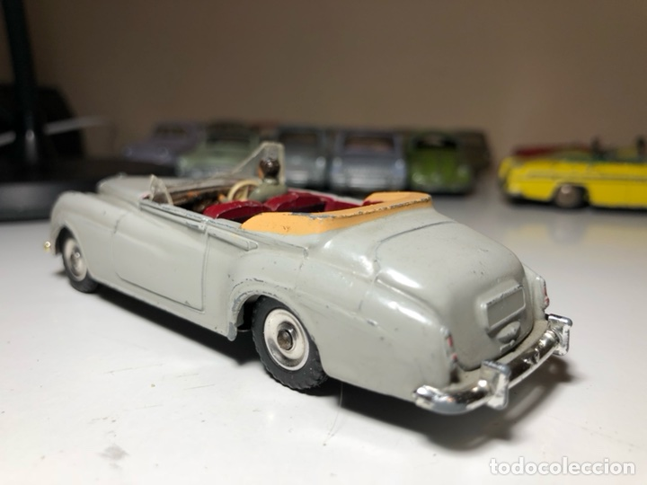 Coches a escala: Bentley S2 Dinky Toys Meccano 1/43 Made in France - Foto 4 - 116072744