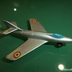 Coches a escala: AVION MYSTERE IV 60A DINKY TOYS. Lote 116109947