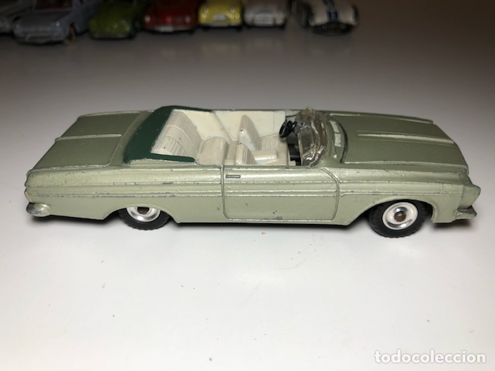 Coches a escala: PLYMOUTH FURY EN METAL. DINKY TOYS. ESC 1/43-115-MADE IN ENGLAND - Foto 3 - 116134963
