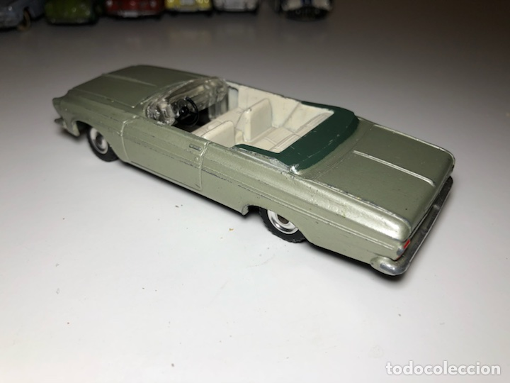 Coches a escala: PLYMOUTH FURY EN METAL. DINKY TOYS. ESC 1/43-115-MADE IN ENGLAND - Foto 4 - 116134963