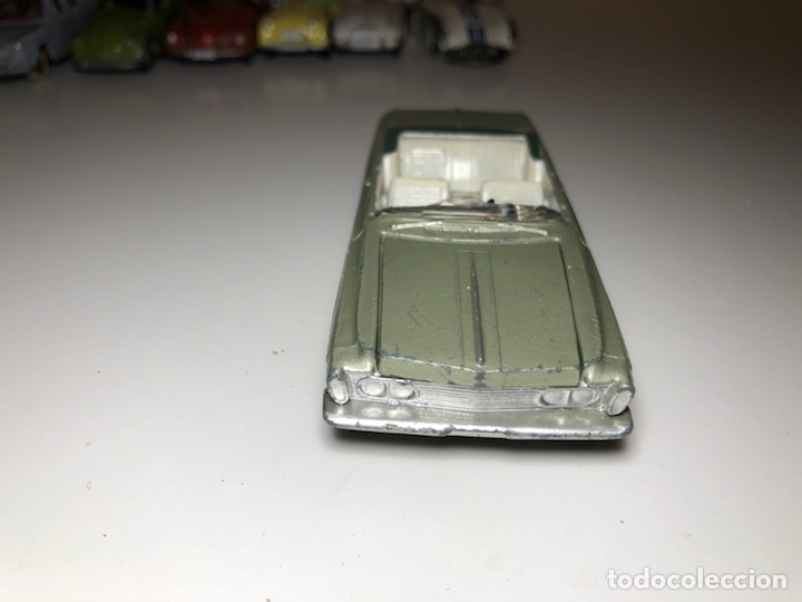 Coches a escala: PLYMOUTH FURY EN METAL. DINKY TOYS. ESC 1/43-115-MADE IN ENGLAND - Foto 7 - 116134963