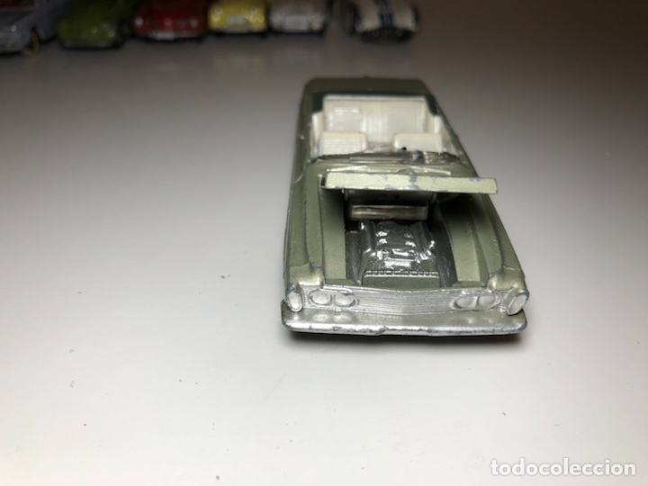 Coches a escala: PLYMOUTH FURY EN METAL. DINKY TOYS. ESC 1/43-115-MADE IN ENGLAND - Foto 8 - 116134963