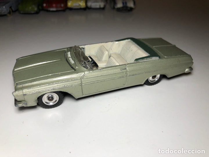PLYMOUTH FURY EN METAL. DINKY TOYS. ESC 1/43-115-MADE IN ENGLAND (Juguetes - Coches a Escala 1:43 Dinky Toys)