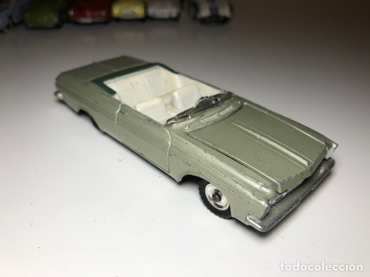 Coches a escala: PLYMOUTH FURY EN METAL. DINKY TOYS. ESC 1/43-115-MADE IN ENGLAND - Foto 2 - 116134963