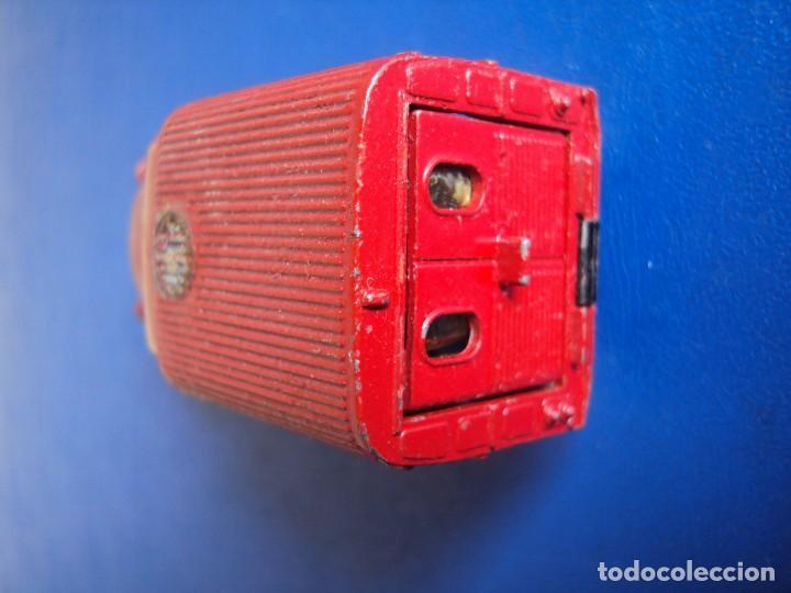 Coches a escala: (JU-180457)FURGONETA DE BOMBEROS CITROEN 2CV - Foto 3 - 117905807
