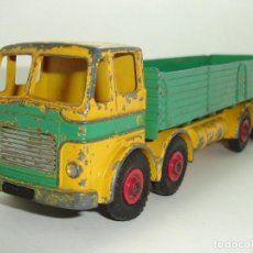 Coches a escala: ANTIGUO CAMION LEYLAND OCTOPUS DINKY SUPERTOYS. Lote 118248935