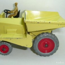 Coches a escala: ANTIGUO DUMPER MUIR HILL DINKY SUPERTOYS. Lote 120141175