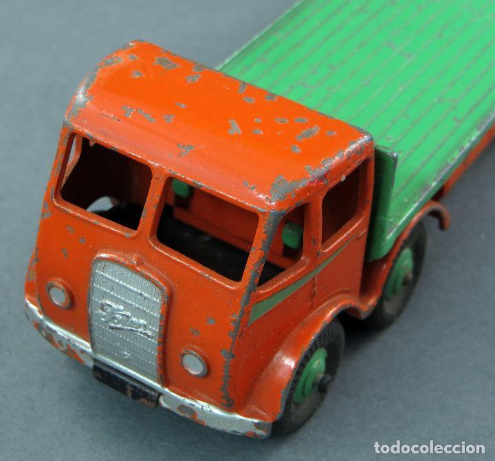 Coches a escala: Camión Foden Flat Truck Dinky Supertoys con caja 502 1/43 Made in England - Foto 5 - 120417779