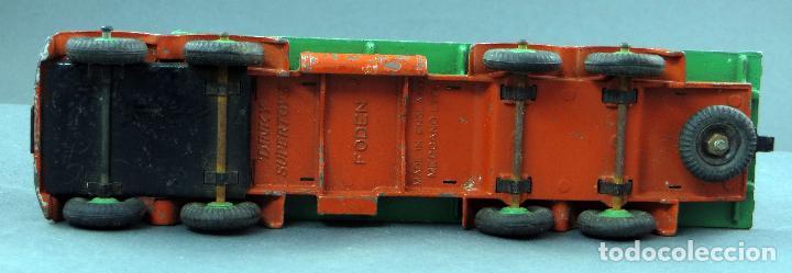 Coches a escala: Camión Foden Flat Truck Dinky Supertoys con caja 502 1/43 Made in England - Foto 7 - 120417779