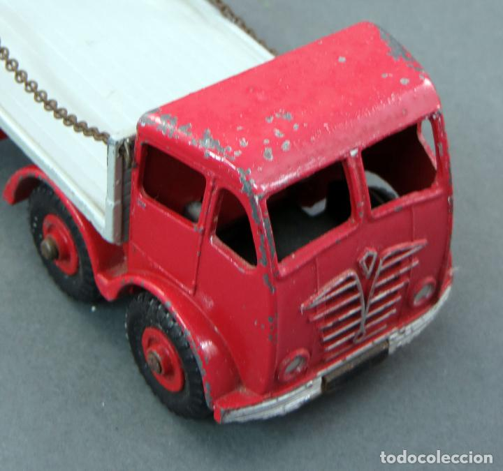 Coches a escala: Camión Foden Flat Truck Dinky Supertoys with Chains con caja 905 1/43 Made in England - Foto 5 - 120418111