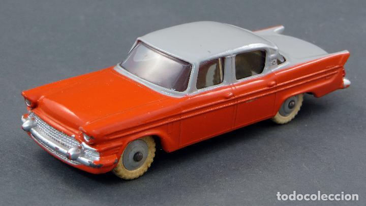 Coches a escala: Packard Clipper Sedan cristales Dinky Toys Made in England con caja 180 1/43 años 50 - Foto 3 - 120420083
