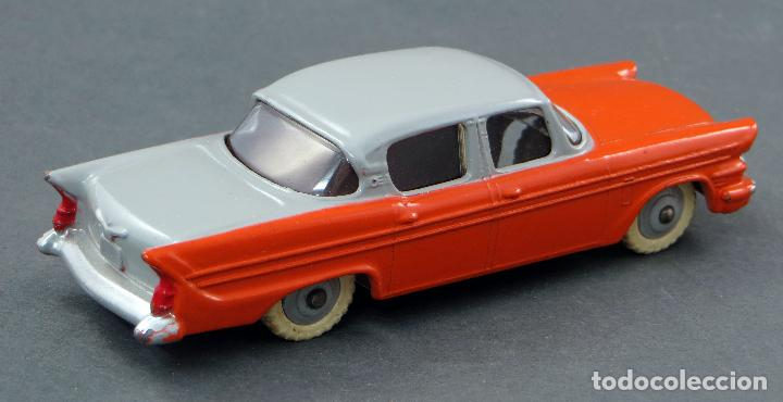 Coches a escala: Packard Clipper Sedan cristales Dinky Toys Made in England con caja 180 1/43 años 50 - Foto 4 - 120420083
