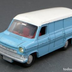 Coches a escala: FURGONETA FORD TRANSIT VAN DINKY TOYS MADE IN ENGLAND 1/43. Lote 121743963