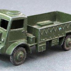 Coches a escala: VEHÍCULO MILITAR ARMY WAGON DINKY TOYS 623 MADE IN ENGLAND. Lote 121992895