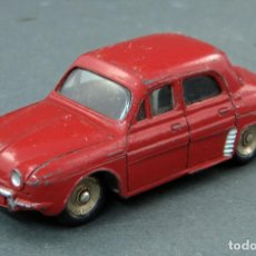 Coches a escala: RENAULT DAUPHINE DINKY TOYS MECCANO 24 E 1/43 MADE IN FRANCE AÑOS 60. Lote 122427371