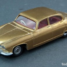 Coches a escala: JAGUAR MARK DINKY TOYS MADE IN ENGLAND 142 1/43 AÑOS 60. Lote 122429899