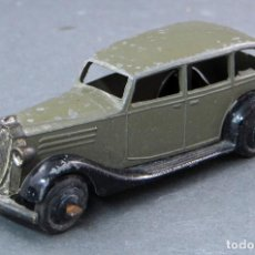 Coches a escala: COCHE DINKY TOYS MADE IN ENGLAND 1/43 AÑOS 40. Lote 122437027