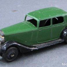 Coches a escala - Citroen Dinky Toys Made in England 1/43 años 40. - 122437819