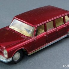 Coches a escala: MERCEDES BENZ 600 LIMOUSINE DINKY TOYS MADE IN ENGLAND 1/43 AÑOS 70. Lote 122784991