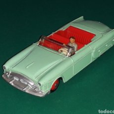 Coches a escala: PACKARD CONVERTIBLE REF 132, METAL ESC. APROX. 1/43, DINKY TOYS MADE IN ENGLAND, ORIGINAL AÑO 1955.. Lote 126878858