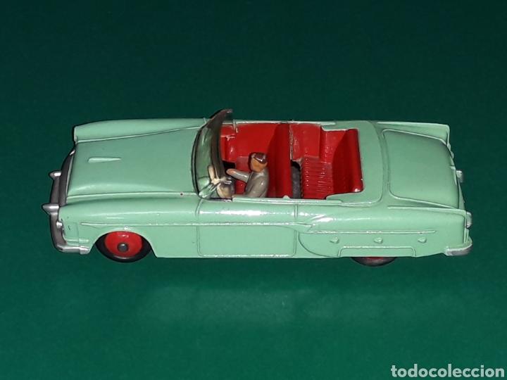 Coches a escala: Packard Convertible ref 132, metal esc. aprox. 1/43, Dinky Toys made in England, original año 1955. - Foto 2 - 126878858