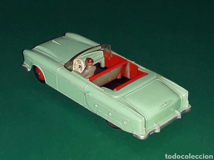 Coches a escala: Packard Convertible ref 132, metal esc. aprox. 1/43, Dinky Toys made in England, original año 1955. - Foto 3 - 126878858
