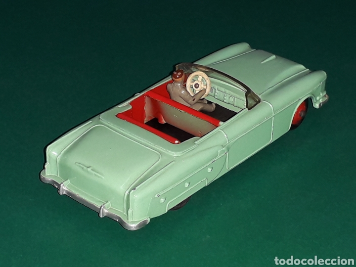 Coches a escala: Packard Convertible ref 132, metal esc. aprox. 1/43, Dinky Toys made in England, original año 1955. - Foto 4 - 126878858