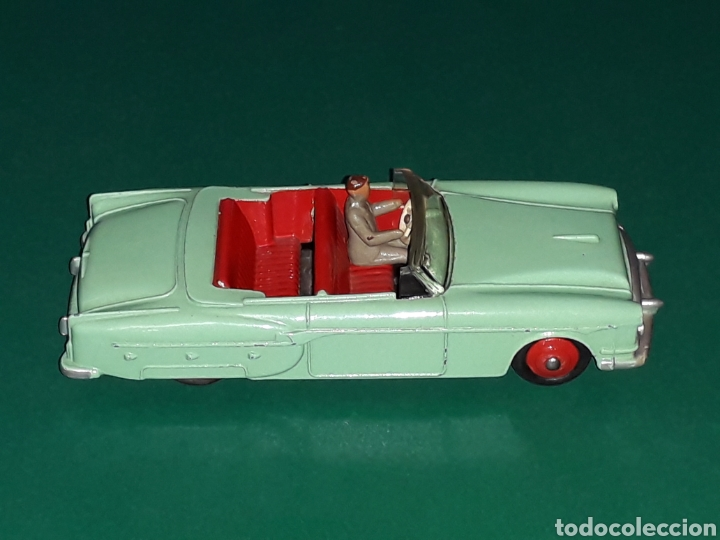 Coches a escala: Packard Convertible ref 132, metal esc. aprox. 1/43, Dinky Toys made in England, original año 1955. - Foto 5 - 126878858