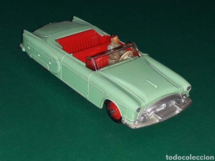 Coches a escala: Packard Convertible ref 132, metal esc. aprox. 1/43, Dinky Toys made in England, original año 1955. - Foto 6 - 126878858