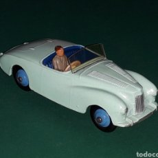 Coches a escala: SUNBEAM ALPINE SPORTS CAR REF. 101, METAL ESC. 1/43, DINKY TOYS MADE IN ENGLAND, ORIGINAL AÑO 1957.. Lote 126880675