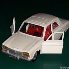 Coches a escala: PEUGEOT 304 REF. 1428, METAL ESC. 1/43, DINKY TOYS MADE IN FRANCE, ORIGINAL AÑO 1970.. Lote 126882311