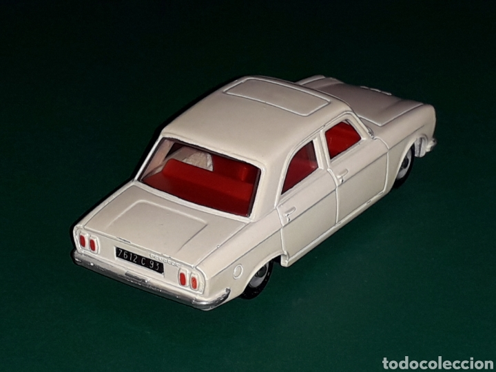 Coches a escala: Peugeot 304 ref. 1428, metal esc. 1/43, Dinky Toys made in France, original año 1970. - Foto 4 - 126882311