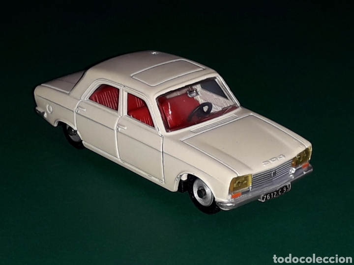 Coches a escala: Peugeot 304 ref. 1428, metal esc. 1/43, Dinky Toys made in France, original año 1970. - Foto 5 - 126882311